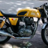 FACTORY BUILT CAFE RACER-WITH WARRANTY