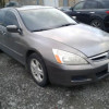 ??? 2007 HONDA ACCORD EX, AUTO, SUNROOF, ALLOY WHEELS, 6 DISC CD