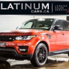 2014 Land Rover Range Rover Sport SUPERCHARGED V8, DYN