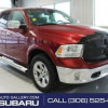 2015 Ram 1500 Laramie ECO DIESEL | LEATHER | NAVIGATION | SUNROO