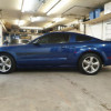 """2009 Mustang GT C/S """"California Special"""" Coupe 37,835KM ."""