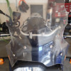 BMW F650GS  TOURING WINDSHIELD