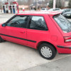 A 1993 mazda 323 in great running condition. Fun car to drive...