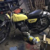 Easy project bikes for sale 250 2 stroke dt Yamaha