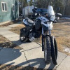 2012 BMW G 650 GS Sertao Adventure motorcycle