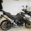 2011 Triumph Tiger 1050 SE with 3 Piece Factory Luggage