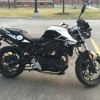 2014 BMW F800R Motorcycle