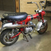 Honda ct 70s z50 st50 and st90