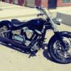 Custom chopper TRADE FOR AUDI, BMW, BENZ
