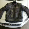 Motorcycle Jacket Size 2X