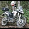 Adventure Bike Deluxe 2014 BMW 800 GS