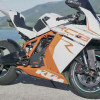 KTM RC8 2011 only 6,500 kms