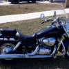 2006 Honda Shadow Aero 750 Fresh Safety Less thn 15900 klics OBO