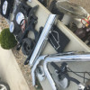 Harley parts galore lots black and chrome