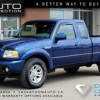 2009 Ford Ranger Sport SuperCab - 4x4 - VERY LOW KM -