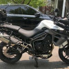 2016 (purchased new in 2018) Triumph Tiger 800 XRT
