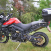 2012 Triumph Tiger 800XC loaded with accessories