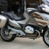 BMW 2012 R1200RT motorcycle