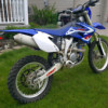 2007 YAMAHA WR250F WITH ONLY 4212KMS NEEDS TO GO ASAP!!
