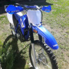 Yamaha TT-R 230 with low hours