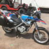 "2006 bmw f650gs single customized 33,000 km loaded ""MINT"""