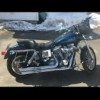 1998 Dyna SuperGlide - Many Extras as listed