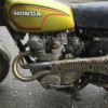 1972 Honda CL450 project cafe racer collector classic bike