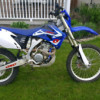 2007 YAMAHA WR250F WITH ONLY 4212KMS NEEDS TO GO ASAP!!!