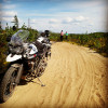 2015 TRIUMPH XCX 800 ADVENTURE BIKE FULLY LOADED